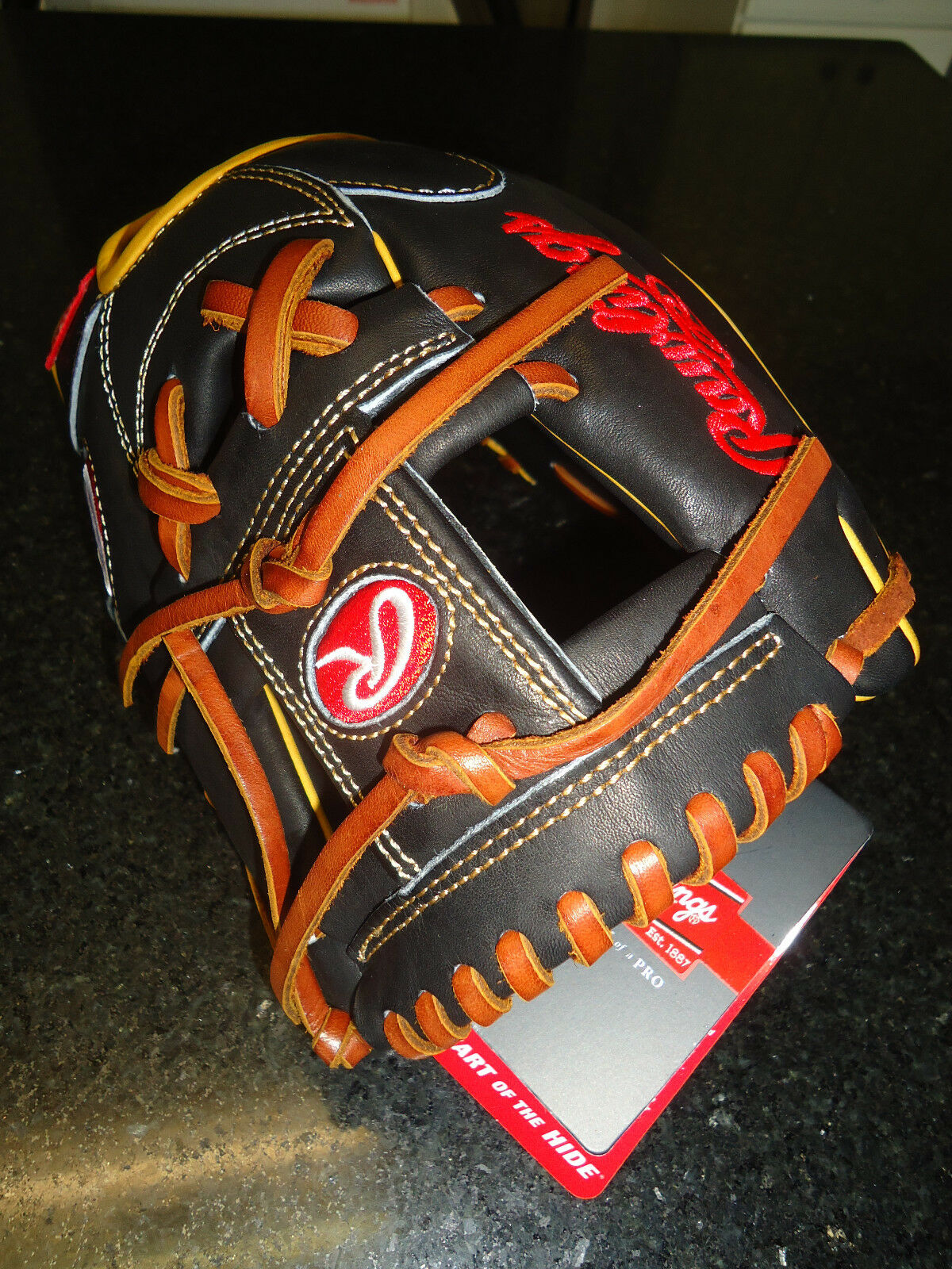 RAWLINGS HEART OF THE HIDE (HOH) LIMITED EDITION PRONP2-2JB GLOVE 11.25