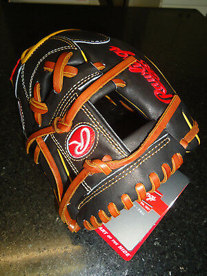 """hoh Rawlings Heart Of The Hide Limited Edition Pronp2-2jb Glove 11.25"""" Rh $300 Great Varieties"""
