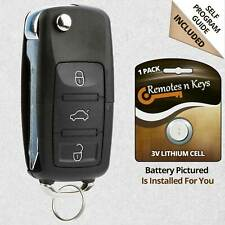 ECCPP Replacement for 1X 4 Button Replacement Keyless Entry Remote Key Fob for Ford Series CWTWB1U793