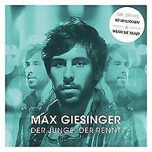 Der-Junge-der-rennt-von-Giesinger-Max-CD-Zustand-gut