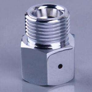 Aquarium-CO2-Gas-Sodastream-Regler-Wassertank-Zylinder-Stecker-Adapter-Konverter