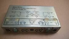 Two Valley International HH2x2B Level Matching Interface Units w//Rack Mount