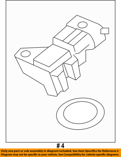 MAP 2011-2016 NEW OEM  55567257 CRUZE 1.4 MANIFOLD ABSOLUTE PRESSURE SENSOR