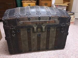 Old Chest Trunk Ideas