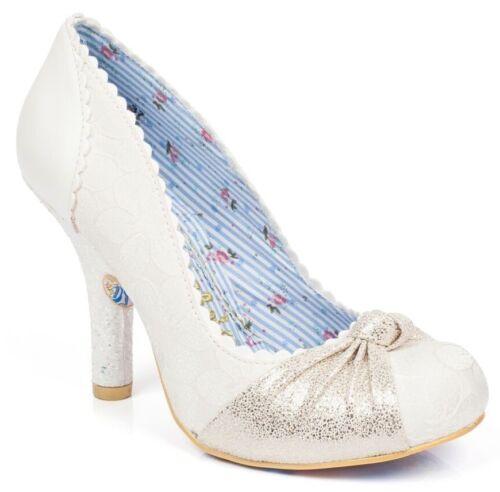 Irregular Choice Para Mujer Zapatos Tacón Zapatillas Pantalones
