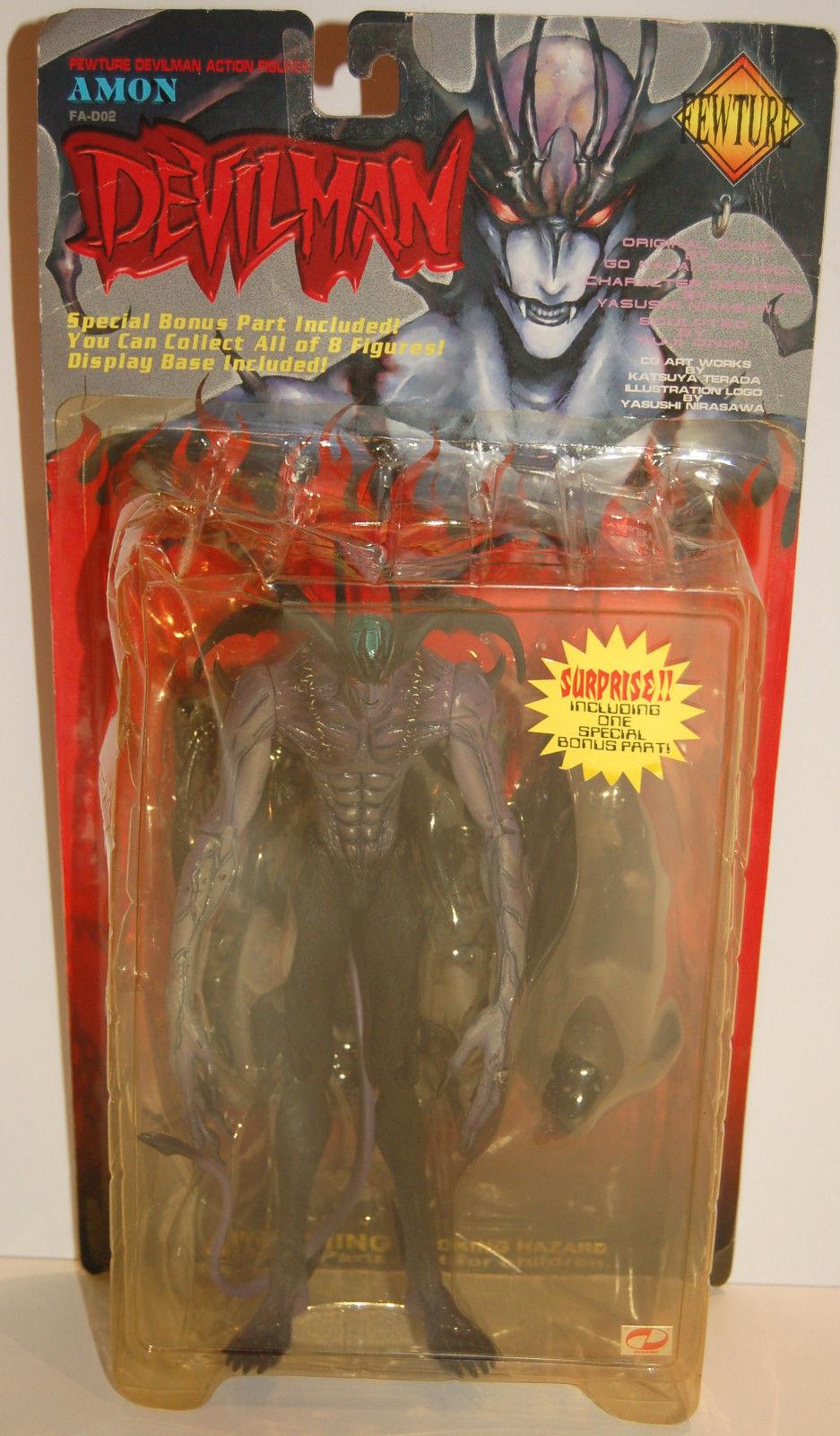 Devilman Amon 2000 Fewture Series 2 9