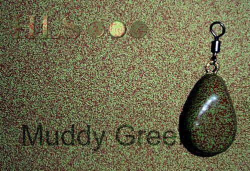 Schlammig Grün Tarnmuster Leine Plastik Beschichtungspulver 500g