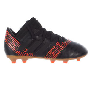 adidas-Kids-Nemeziz-17-3-FG-Core-Black-Solar-Red-CP9165