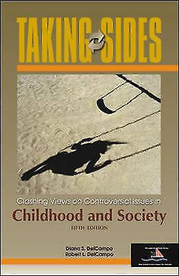Childhood and Society (Taking Sides), Del Campo, Diana S & Del Campo, Robert L,