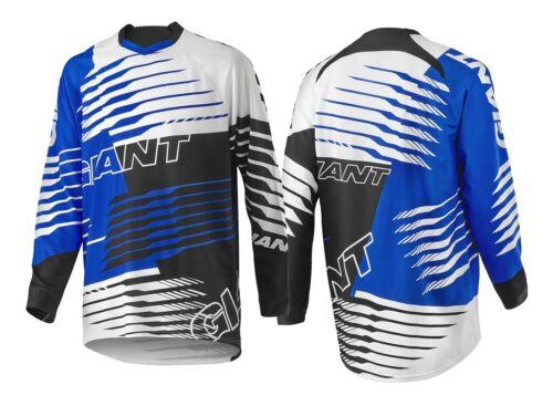 GIANT maglia bici DH mtb lunga long sleeve jersey race day enduro downhill cross