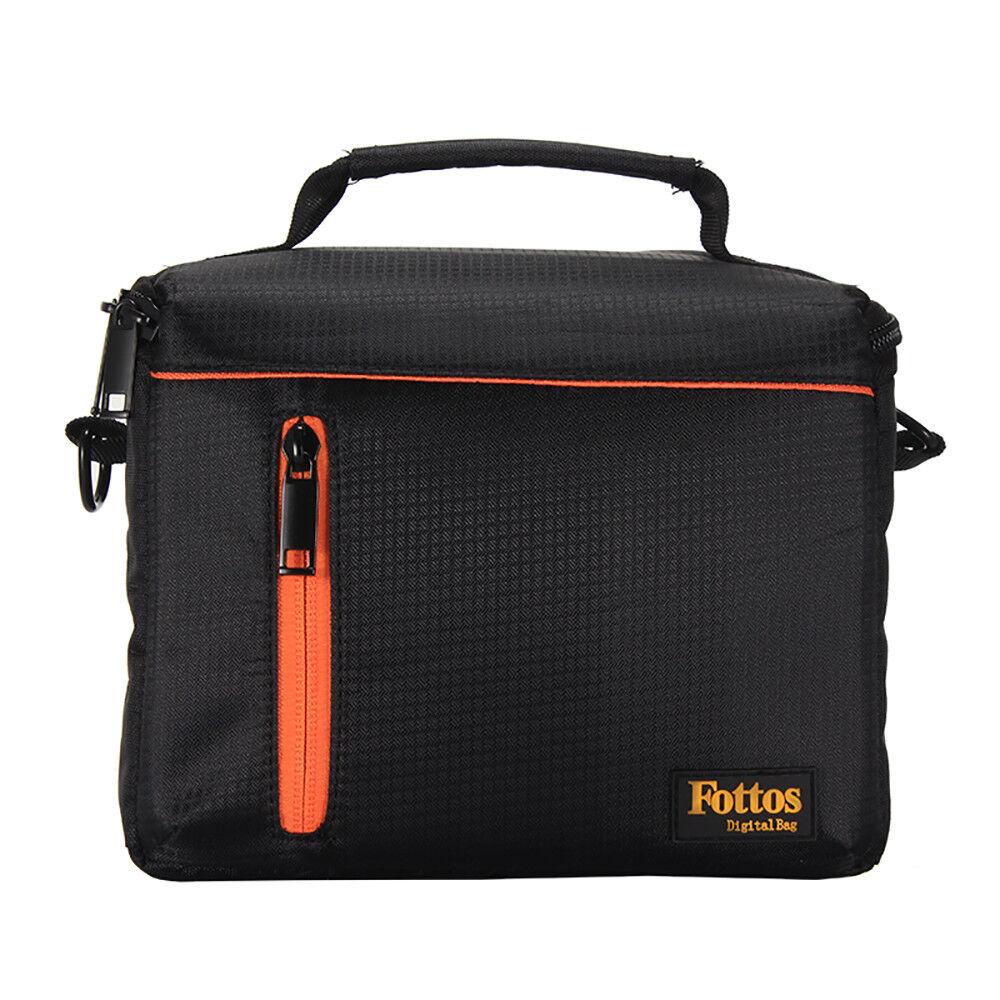 Camera Waterproof Shoulder Bag Case For Panasonic LUMIX DMC FZ330 FZ1000 FZ82