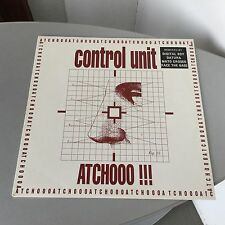 1992# VINTAGE SINGLE VINYL VINILE ATCHOOO CONTROL UNIT Datura Digital Boy  REMIX