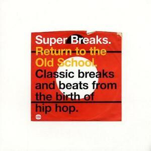 Super-bricht-Rueckkehr-zur-alten-Schule-NEU-amp-VERSIEGELT-Funk-Soul-2x-LP-Vinyl-BGP