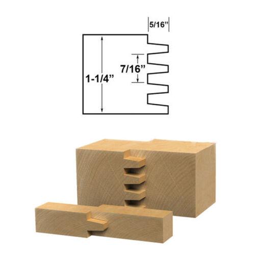 1//2/'/'Shank Reversible Finger Woodwork Engrave Cutter Tool Joint Glue Joint  Bit