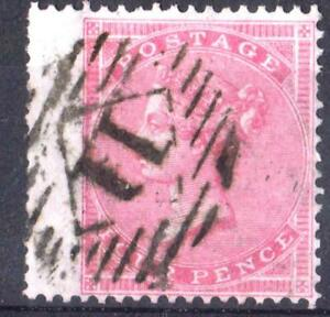 Royaume-uni-N-18-VICTORIA-FOUR-PENCE-USED-CV-100-super-promotion