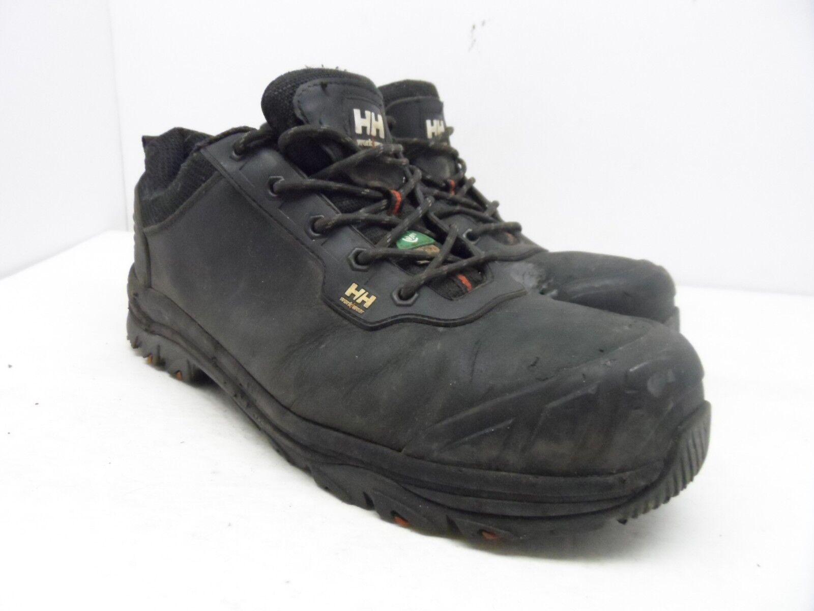 HELLY HANSEN Men's Low Composite Toe Composite Plate Low Men's Cut Work Shoes Black 11M a75373