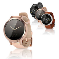 Motorola 2nd Gen Moto 360 Android Leather Wrist Smartwatch (Multi Colors)