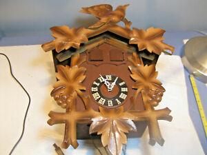 Older German Cuckoo Clock - Untested