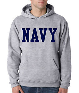 NEW NWT US Navy Military Long Sleeve Crewneck Logo Seal Sweatshirt