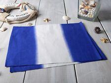Set di 2 MIKASA nel blu SFUMATI BLU COTONE tovagliette