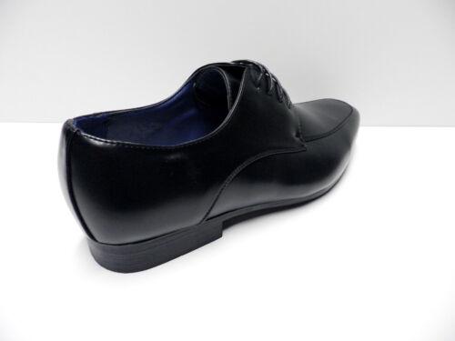 Mariage Neuf Chaussures p020 42 Taille Costume De Pour Homme ts Cérémonie Noir wYHqnY7z