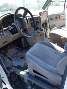 2004 Chevrolet astro panel van