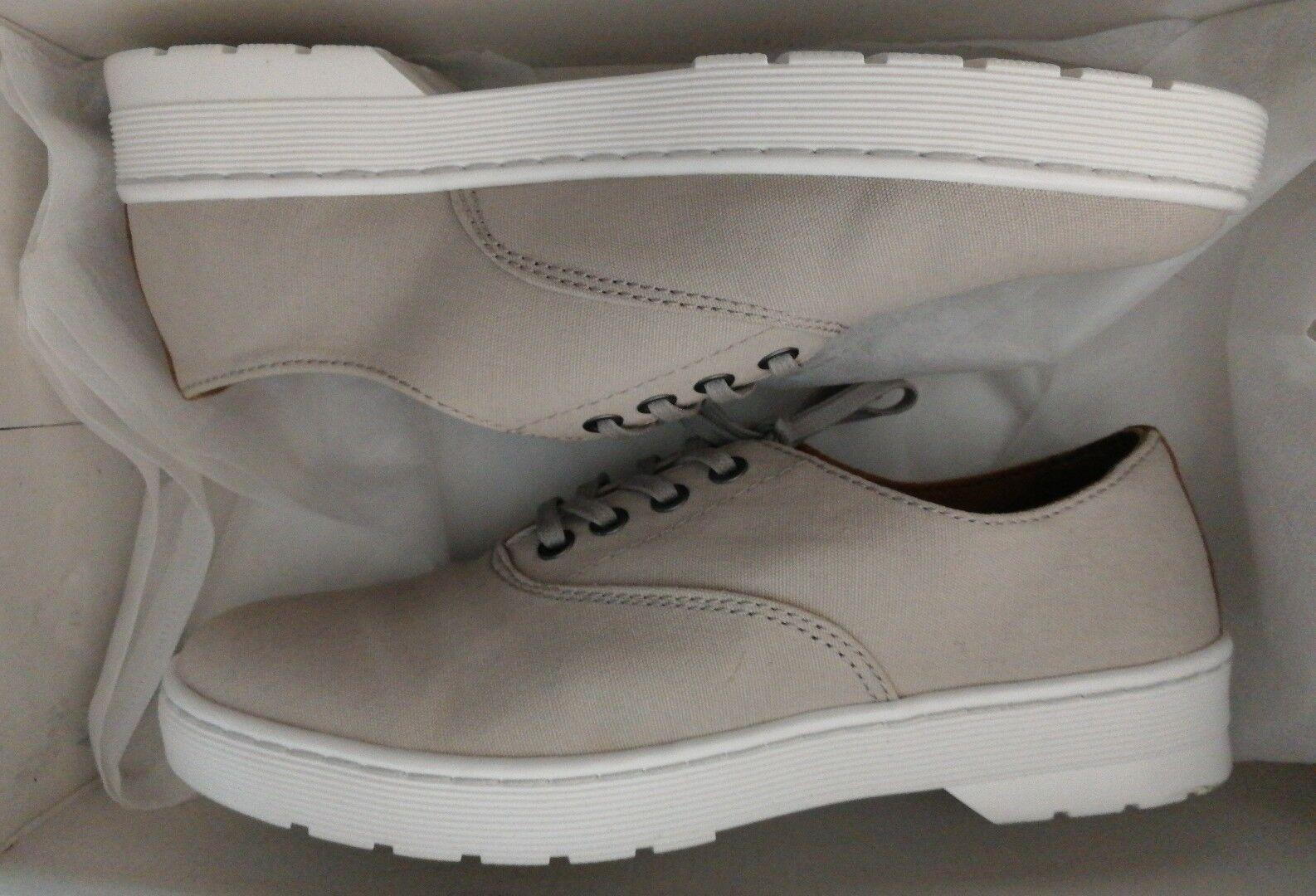 Dr Martens Lakewood Canvas Lace-up 6 Sneaker Schuhes Beige Größe 6 Lace-up eu 39 f34cc8