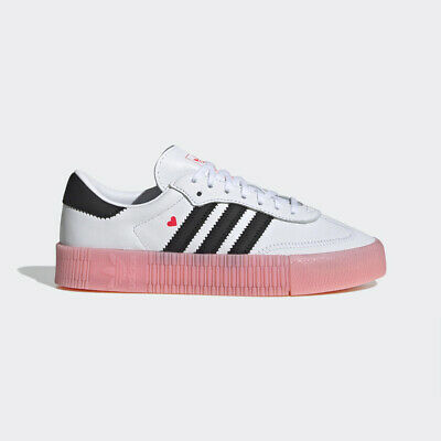 New Adidas Original Womens SAMBA ROSE