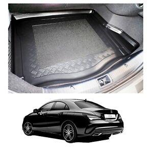 Mercedes C220 cdi Coupe Rubber Boot Mat Liner Options /& Bumper Protector