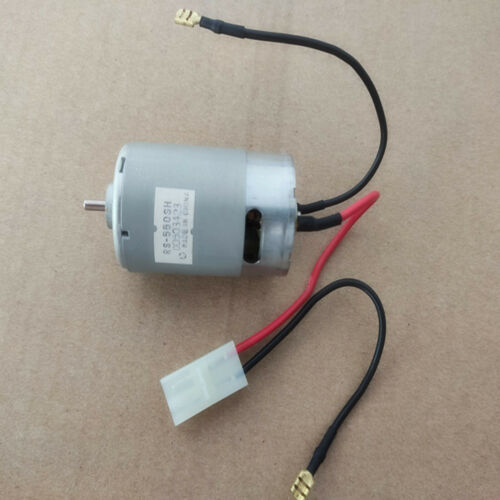 RS-550SH Motor High-speed 6V-12V DC Motor Industrial Drill Electric Toy Model
