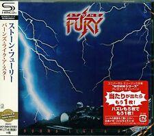 STONE FURY Burns Like a Star 2016 JAPAN RMST SHM CD KINGDOM COME VOX LENNY WOLF