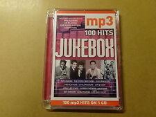 CD / MP3 100 HITS JUKEBOX