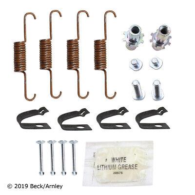 Beck Arnley 084-1692 Emergency Brake Shoe Hardware