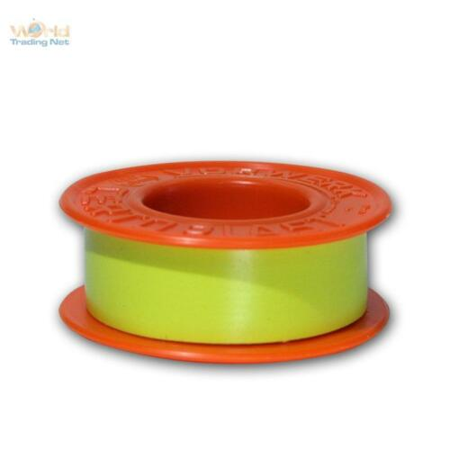 Isolierband PVC gelb Isoband VDE 601 0,62€//m Klebeband Isolirband