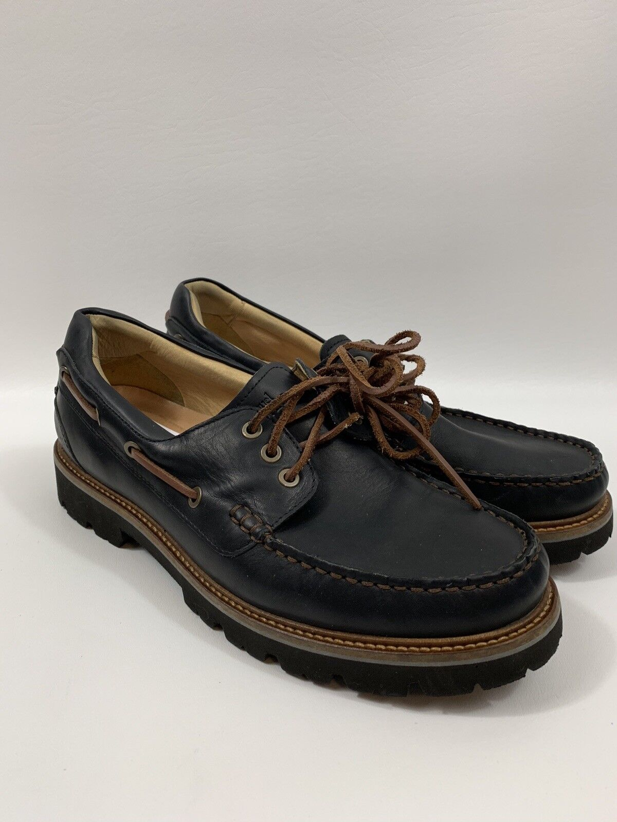 Samuel Hubbard Camplight Water Resistant Boat shoes Size 10 M