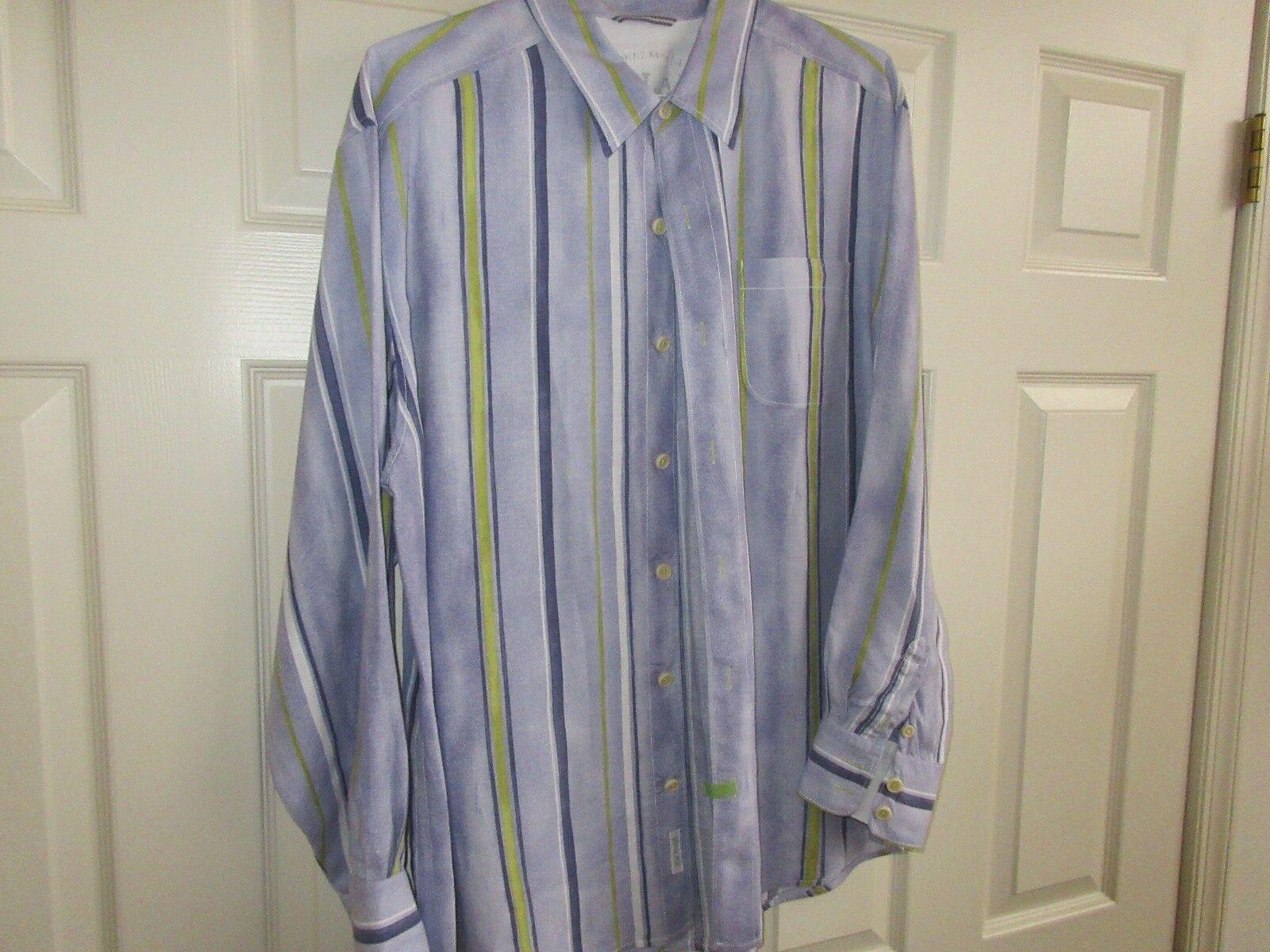 Tommy Bahama , Size XL/TG , Men's Long Sleeve Shirt ,10