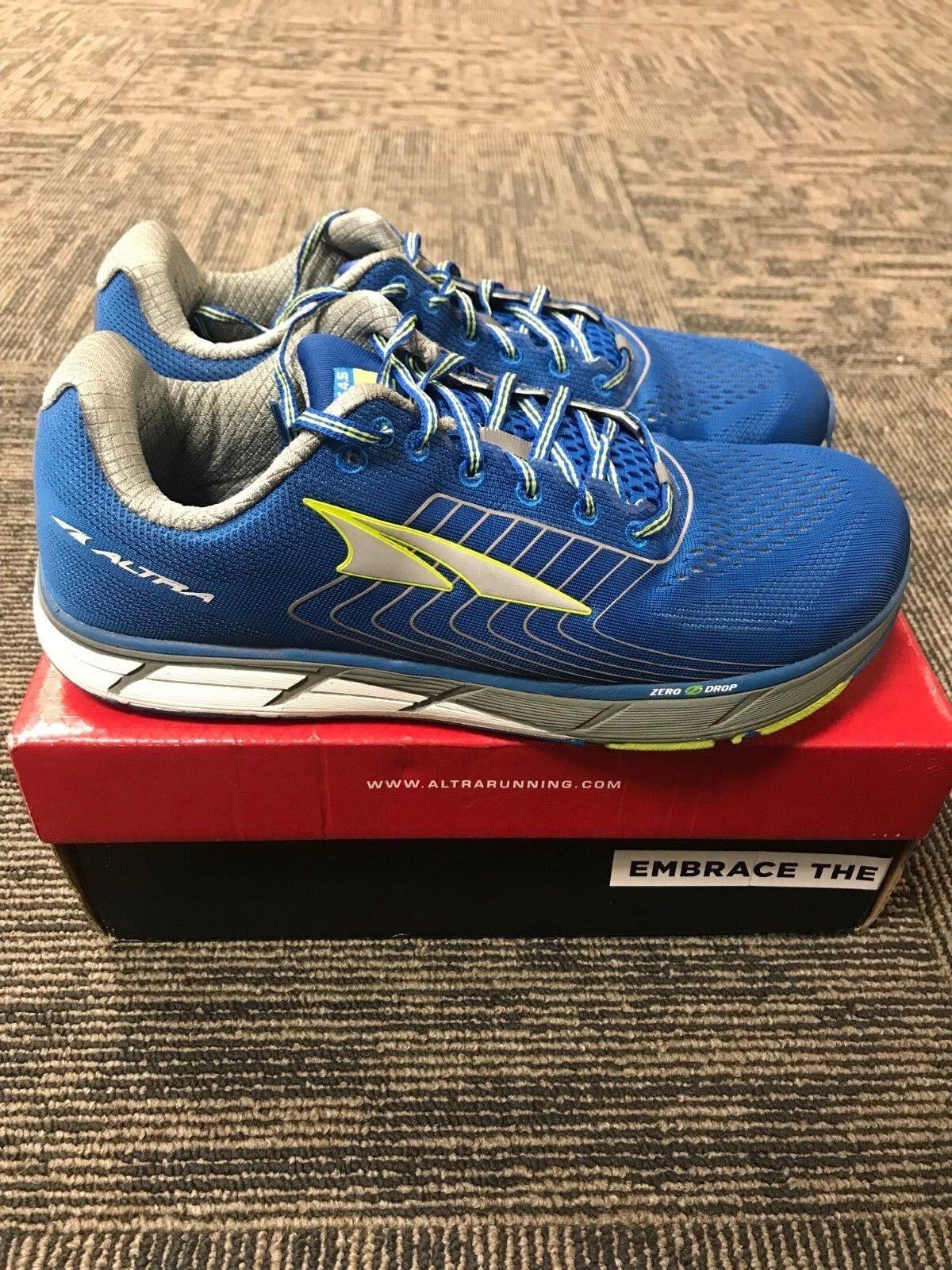 Altra Instinct 4.5 shoes - Men's Running SKU AFM1835F-4 Size 10