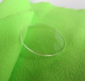 1-0mm-Edge-Thick-Mineral-Watch-Crystal-Single-Domed-Bottom-Flat-Glass-16mm-45mm