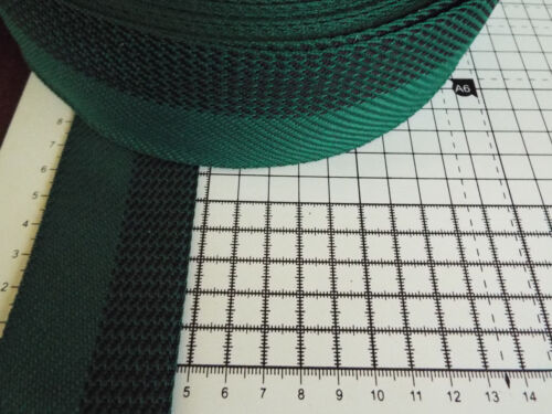 1m Webbing,Blanket Binding,Ribbon 48mm-Diagonal Pattern Woven Trim,Tape