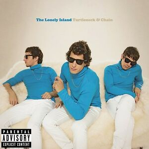 The-Lonely-Island-Turtleneck-amp-Chain-New-CD-Explicit-With-DVD