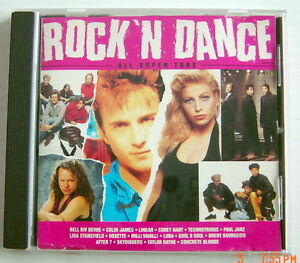 1990-039-S-COMPACT-DISC-ROCK-039-N-DANCE-ALL-SUPER-TRAX