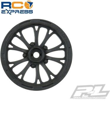 PRO2775-03 PRO2775-03 Pomona Drag Spec 2.2 Black Slash Front Wheels Pro-Line