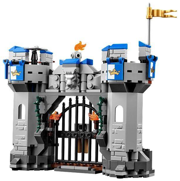 LEGO ® THE LEGO MOVIE MOVIE MOVIE 70806 Château cavalerie Nouveau neuf dans sa boîte _ Castle cavalry NEW En parfait état, dans sa boîte scellée Boîte d'origine jamais ouverte 336b99