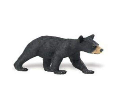 safari LTD 273629 schwarzbärenbaby 7 cm série animaux sauvages