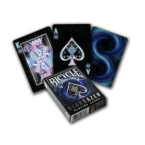 Bicycle-Stargazer-Spielkarten-Kartenspiel-mit-Tollem-Motiv-Made-in-USA-Neu