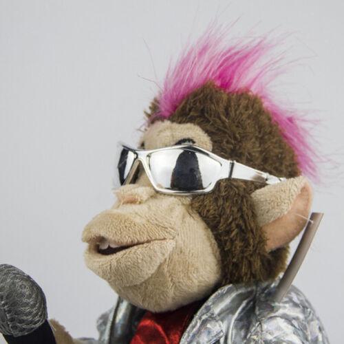 Elektrische Orang Utan Puppe die interaktiver Plüsch singt und wackelt,