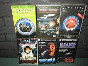 VHS-Sammlung: Fantasy, Science Fiction - 6 VHS-Kassetten - Lübbecke, Deutschland - VHS-Sammlung: Fantasy, Science Fiction - 6 VHS-Kassetten - Lübbecke, Deutschland