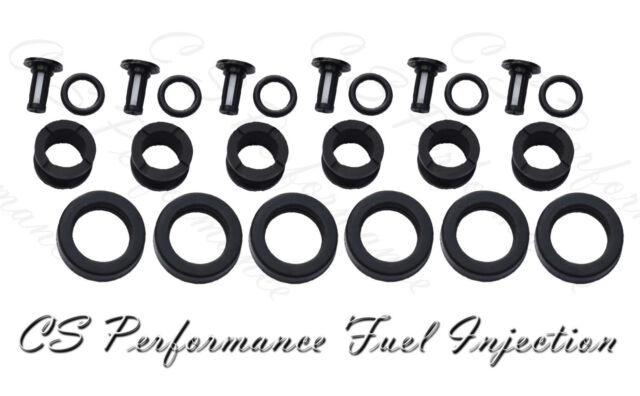 HONDA Fuel Injector Service Repair Rebuild Kit Orings Filters   96-99 CSKHO16