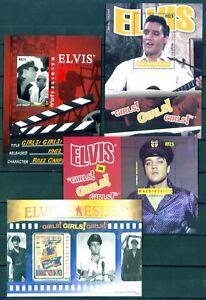 Malediven-Maldives-2010-Elvis-Presley-Film-aus-1962-Kino-Block-626-629