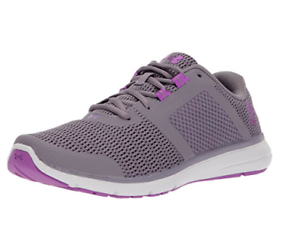 womens purple under armour shoes